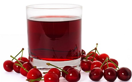 cherry juice for imflammation